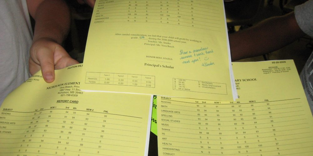 Proficiency and Grading Mashup